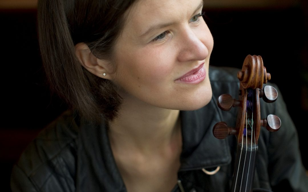 23 janvier: le violon inspiré d'Elsa Grether et la virtuosité de Marie Vermeulin