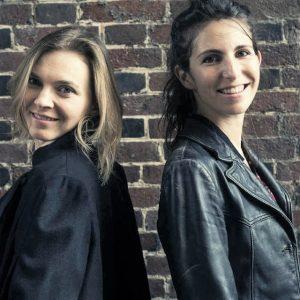 Salle Cortot le 2 octobre: le très romantique Duo Humoresque de Clara Zaoui et Xénia Maliarevitch