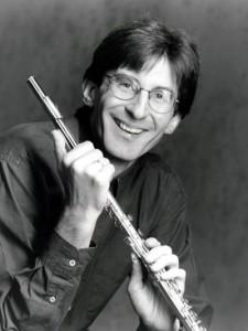 Michael Faust, flûte, Prix International 1996
