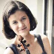 Elsa Grether, violon, Prix International 2009