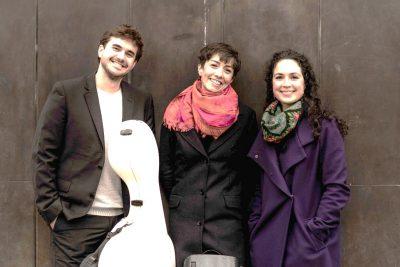 Le Trio Karénine Salle Cortot lundi 15 mars 2021, à 19 h : jusqu'au 30 mars un concert inoubliable !
